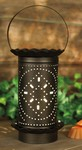 Brown Diamonds Tin Punch Electric Wax Tart Warmer